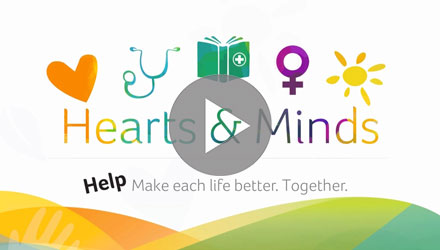 Video of Royal Victoria Hospital Hearts and Minds